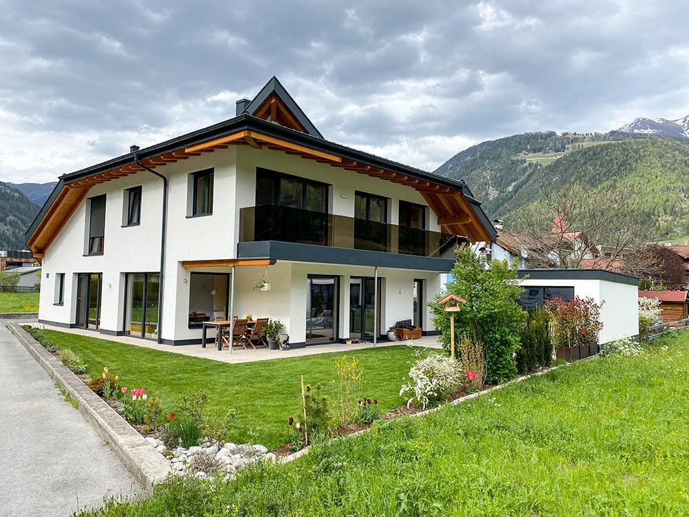 Einfamilienhaus Prutz - Holzriegelhaus